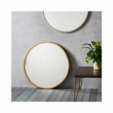 Gold Round Decorative Mirrors For Sale Ebay