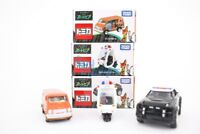 Takara Tomy Tomica Disney Motors Zootopia Set of 3 Judy Finnick Diecast Toys Car