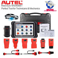 Autel MaxiSys MS906BT All System Auto Diagnostic Tool Scanner ECU Coding = MK908