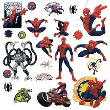 RoomMates Ultimate Spiderman Peel and Stick Wall Decals