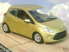 EXCELLENT 1/43 DIECAST JAMES BOND 007 FORD KA IN GOLD FROM A QUANTUM OF SOLACE