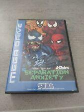 Spider-Man Separation Anxiety Sega Mega Drive nur OVP Box only