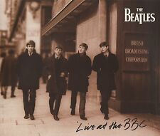 THE BEATLES - LIVE AT THE BBC - DOUBLE FATBOX CD