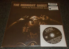 THE MIDNIGHT GHOST TRAIN-LIVE AT ROADBURN 2013-180g VINYL G/F LP+CD-400 ONLY-NEW
