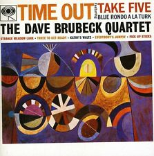 Dave Brubeck, Dave Brubeck Quartet - Time Out [New CD] Germany - Import