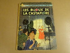 BD HC EO 1963 / TINTIN - LES BIJOUX DE LA CASTAFIORE