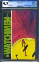 Watchmen 1 (DC) CGC 9.2 White Pages 1st appearance of Watchmen