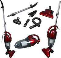 Hand Held & Upright Bagless Compact Lightweight 2 in 1 Vacuum Cleaner Hoover- UK