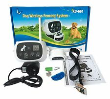 Dog Pet Electric Wireless WIFI Fence Containment System Fencing Waterproof AU