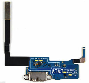 Charging Port Flex for Samsung Galaxy S8 S8 Plus Note 8, Note 4 N910V