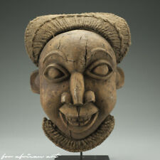 Bamun Akam Mask | Fashor & Eagar African Art
