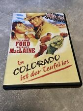 In Colorado ist der Teufel los DVD Westernfilm Klassiker Glenn Ford