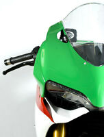 R&G Racing Mirror Blanking Plates to fit Ducati 1199 Panigale