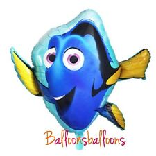 "Finding Dory Pixar 30"" Balloon Party Birthday UK Nemo"
