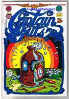 CAPTAIN GUTS #3, FN+, Underground, Dope, Bigotry, 1st, 1971, more UG in store