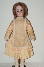 """GORGEOUS! 23"""" Antique Heinrich Handwerck Simon & Halbig German Bisque Head Doll"""