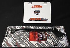 NEW PRO MOTO KTM BILLET KICKSTAND BLACK KICK IT PMB-01-3008