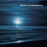 MOZART ZUM MONDSCHEIN  CD 9 TRACKS WOLFGANG AMADEUS MOZART CLASSIC ORCHESTRA NEW