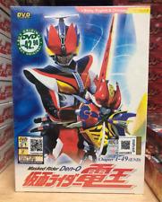 DVD ANIME Kamen Rider DEN-O Vol.1-49 End ENGLISH SUBS Region All + FREE DVD