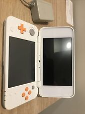 New Nintendo 2DS XL (Used, Great Condition) with Charger, Stylus + 4GB SD