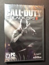 Call of Duty [ Black Ops II ] (PC / DVD-ROM) NEW