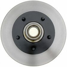 Disc Brake Rotor and Hub Assembly fits 94-02 Ford E-150 Econoline Club Wagon
