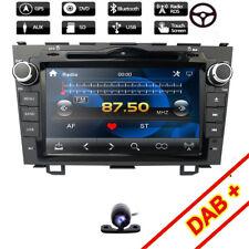 8'' Car Stereo for Honda CRV 2007-2011 Auto Radio GPS Navigation BT SWC SD DVD