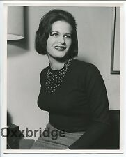 Mega Sexy Wholesome All American Girl 8x10 Original 1960 Nude Pinup Photo 1581