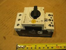 Moeller PKZM0-4-T Motor Protection Circuit Breaker Manual Switch 2.5-4.0A 600V 3