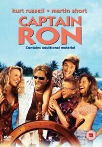 Captain Ron (Kurt Russell, Martin Short) Region 2+4 DVD New Sealed In Stock