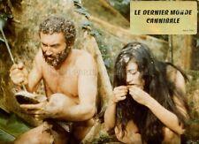 RUGGERO DEODATO ULTIMO MONDO CANNIBALE 1977 VINTAGE PHOTO ORIGINAL #2 CANNIBAL