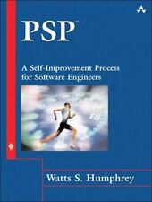 SEI Series in Software Engineering Ser.: PSP : A Self-Improvement Process for...