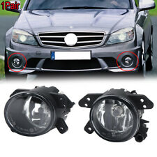 1 Pair Fog Light Driving Lamp R+L Fit For Mercedes C ML GL Class X164 W164 W204