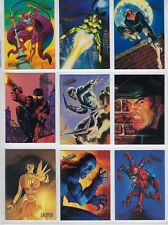 1995 Fleer Ultra Spiderman base set single cards.