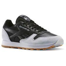 "Reebok X Kendrick Lamar Classic Leather "" Split Pack"" AR1895 Gray Sneaker EUR 40 5"