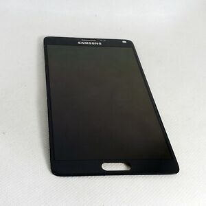 Original Black LCD Screen Display Touch for Samsung Galaxy Note 4 SM-N910 *read*