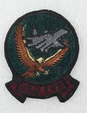 USAF Air Force Patch: Fighter Weapons School F-15 Division - subdued