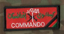 KANDAHAR WHACKER© NATO JSOC AFGHANISTAN NATIONAL ARMY ANA JTF INSIGNIA: COMMANDO