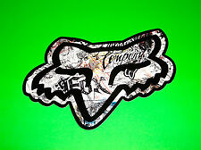 FOX  RACING MOTOCROSS ATV QUAD BMX SKATEBOARD WAKEBOARD CHANGES STICKER DECAL