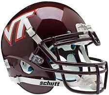 VIRGINIA TECH HOKIES NCAA Schutt AiR XP Full Size AUTHENTIC Football Helmet