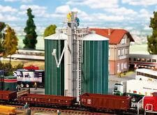 FALLER 120260 Double silos dimensions: 5 7/8x5 1/8x7 7/8in NIP