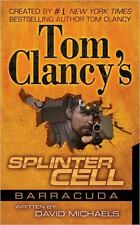 Tom Clancy's Splinter Cell by David Michaels and Tom Clancy (2005, Paperback)