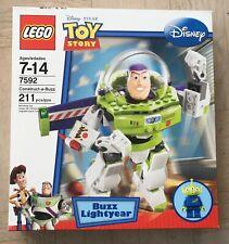NEW Lego 7592 Disney Toy Story Construct-a-Buzz FACTORY SEALED    Buzz Lightyear