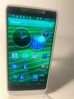 Motorola MOTO RAZR i - 8GB - White (Unlocked) Smartphone Android Mobile XT890