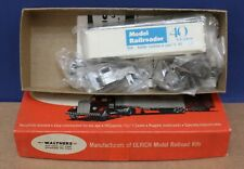 Ulrich Hi-Liner Ho 1:87 Kenworth Semi Model Railroader 40th 1974 Diecast Kit Nib