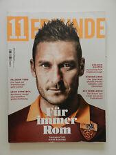 11 Freunde Juni 2017 Nr. 187 Zeitschrift Magazin Heft Fußball-Kultur