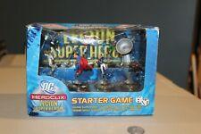 WizKids Heroclix DC LEGION OF SUPERHEROES Sealed Starter Game Super Heroes NIB