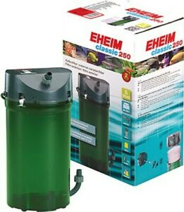Brand New Retail Sealed EHEIM Classic Canister Filter 2213, Classic 250