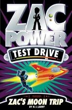 Zac's Moon Trip (Zac Power Test Drive), Larry, H. I., New Books