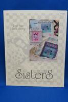 Sisters & Best Friends BAA BAA BLACK SHEEP X Stitch Chart Baby Nursery Animal